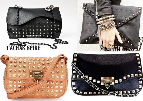Bolsas com Spikes