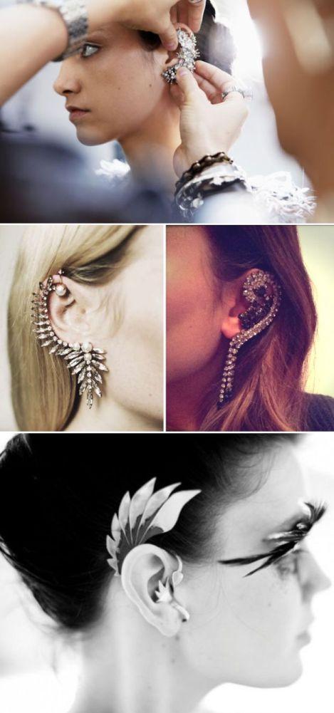 Ear Cuff Brinco