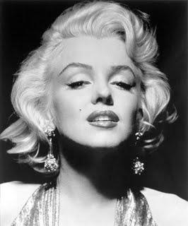 Barbara Machado - Maquiagem Marilyn Monroe Olhos