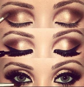 Barbara Machado - Maquiagem Olhos 8