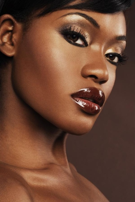 Barbara Machado - Maquiagem Pele Negra 1