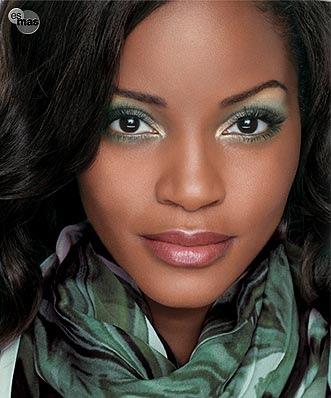 Barbara Machado - Maquiagem Pele Negra 2