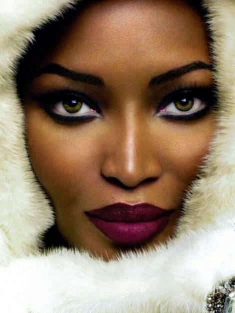Barbara Machado - Maquiagem Pele Negra Naomi 2