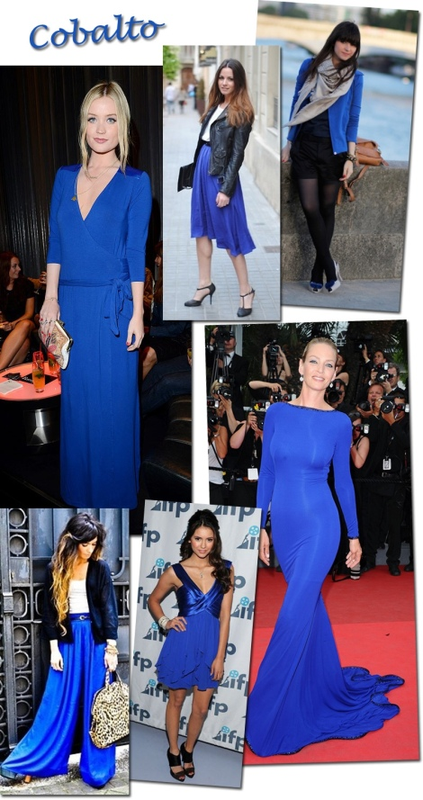 Barbara Machado - Looks: Azul Cobalto 3