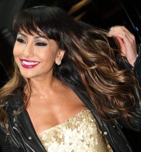 Barbara Machado - Cabelos - Cores - Sabrina Sato