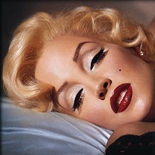 Barbara Machado - Maquiagem - Cores - Merilyn Monroe