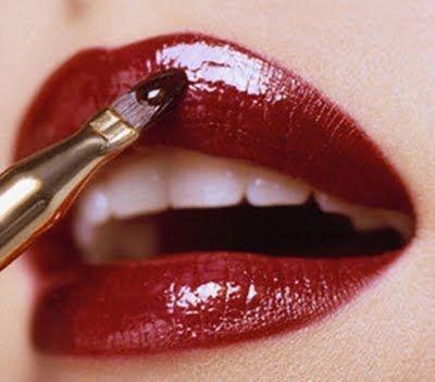 Barbara Machado - Maquiagem - Cores - Batom 1