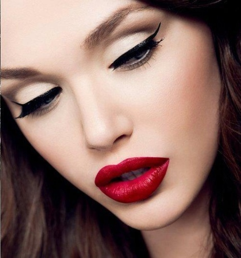Barbara Machado - Maquiagem - Cores - Batom 7