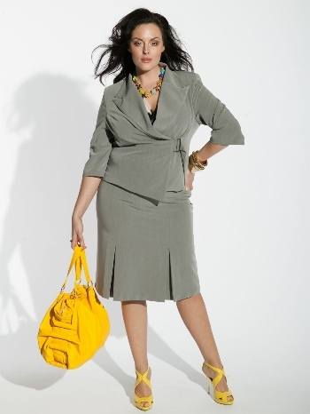 Barbara Machado - Plus Size - Looks Sobreros - 4
