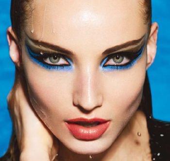 Barbara Machado - Maquiagem - Inverno Azul 3