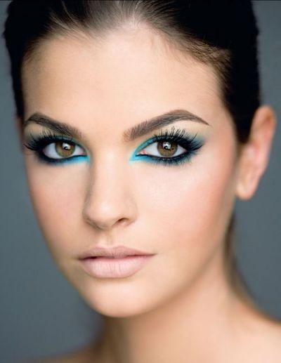 Barbara Machado - Maquiagem - Inverno Azul 4