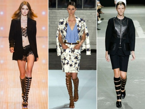 Barbara Machado - Sapatos: Sandálias Gladiadoras no Verão 3