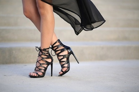 Barbara Machado - Sapatos: Sandálias Gladiadoras no Verão 11