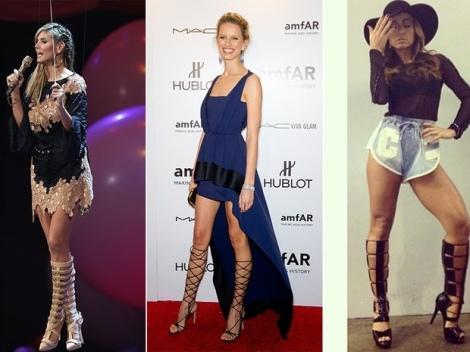 Barbara Machado - Sapatos: Sandálias Gladiadoras no Verão 13