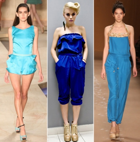 Barbara Machado - Looks - Macacao - tendencia verao 14