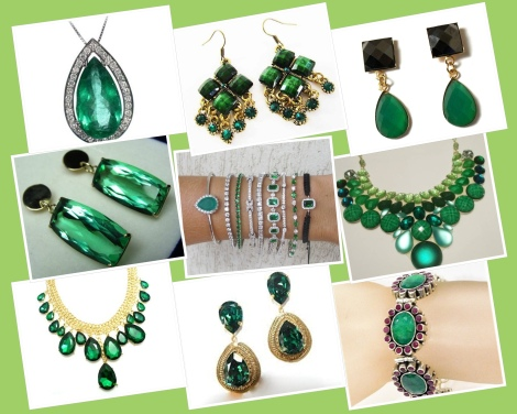 Verde Esmeralda - Eleita Cor do Ano 2013 6