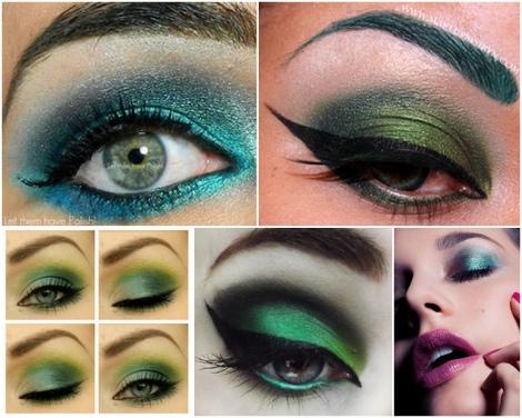 Verde Esmeralda - Eleita Cor do Ano 2013 12