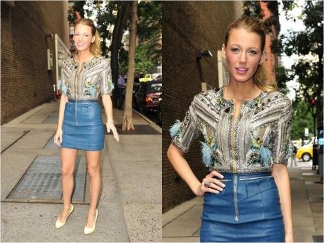 Barbara Machado - Looks - Couro para o Verao 2013 - 7