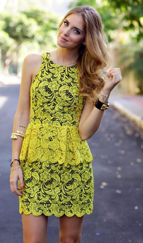 Barbara Machado - Looks - Rendas Coloridas 16