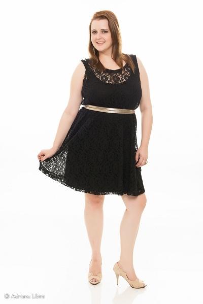 Barbara Machado - Moda Plus Size - Rendas Coloridas 4
