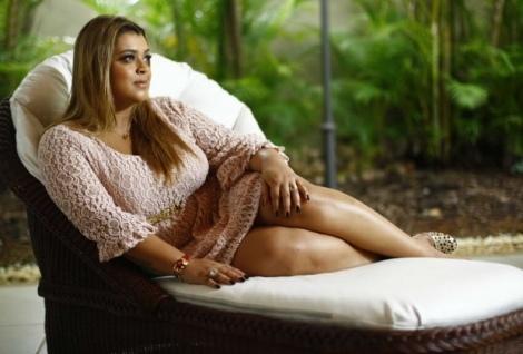 Barbara Machado - Moda Plus Size - Rendas Coloridas 5