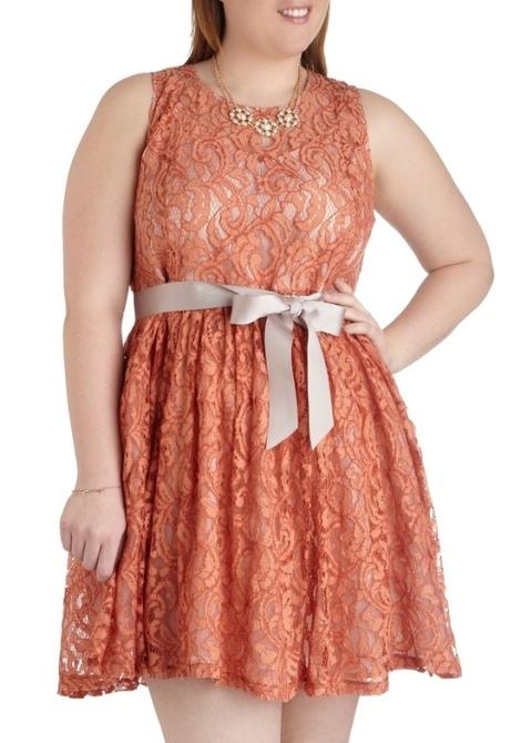 Barbara Machado - Moda Plus Size - Rendas Coloridas 8