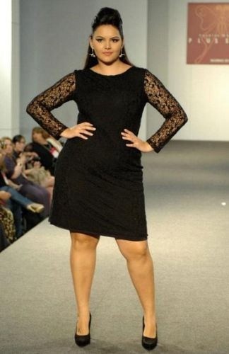 Barbara Machado - Moda Plus Size - Rendas Coloridas 9