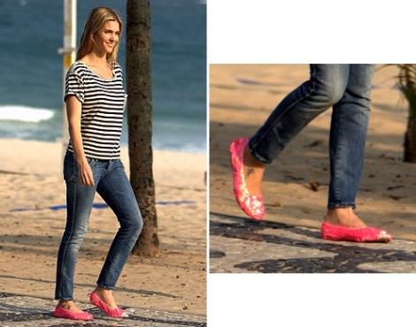 Barbara Machado - Sapatos - Conforto com as Sapatilhas 1
