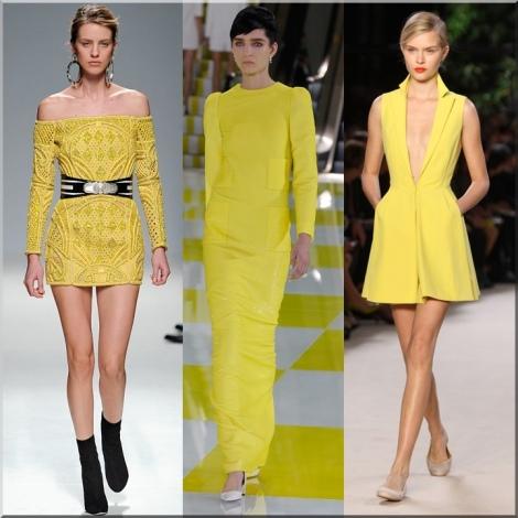 Barbara Machado - Looks - Amarelo a Cor do Verão 1