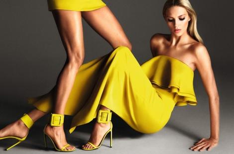 Barbara Machado - Looks - Amarelo a Cor do Verão 2