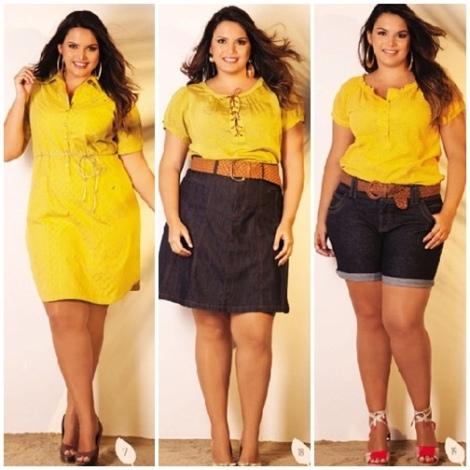 Barbara Machado - Looks - Amarelo a Cor do Verão 12