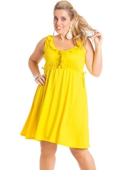 Barbara Machado - Looks - Amarelo a Cor do Verão 13