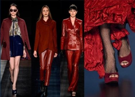 Barbara Machado - Looks - Inverno mais Charmoso - Combinação Preto + Vermelho 1