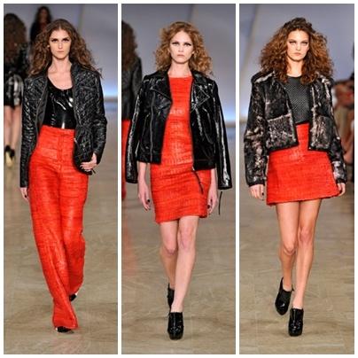 Barbara Machado - Looks - Inverno mais Charmoso - Combinação Preto + Vermelho 5