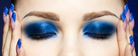 Barbara Machado - Maquiagem - Inverno Azul 01 capa