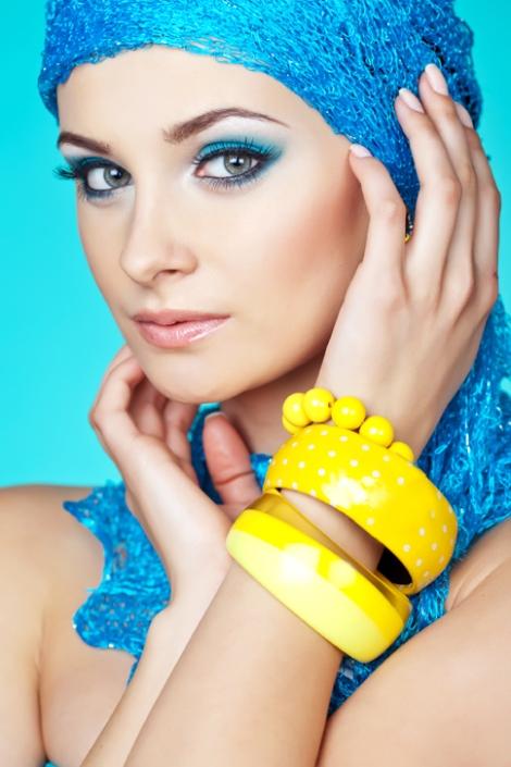 Barbara Machado - Maquiagem - Inverno Azul 02