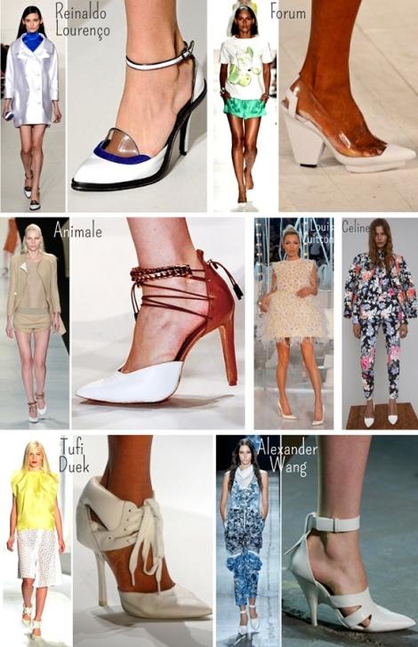 Barbara Machado - Sapatos - Scarpin Branco 5