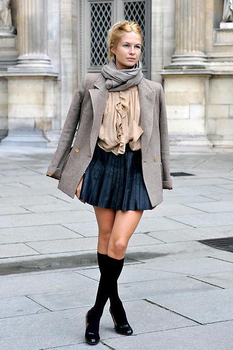 zara 2 skirt easy fashion in paris