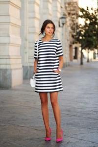 vestido-listrado-vestido-com-listra-vestido-curto-dress-summer-moda-verão-look-roupas-femininas