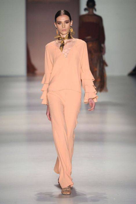 Lilly Sarti ready to wear spring summer 2016 Sao Paulo april 2015